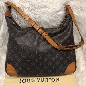 Louis Vuitton Boulogne 35 Bag #2.2M
